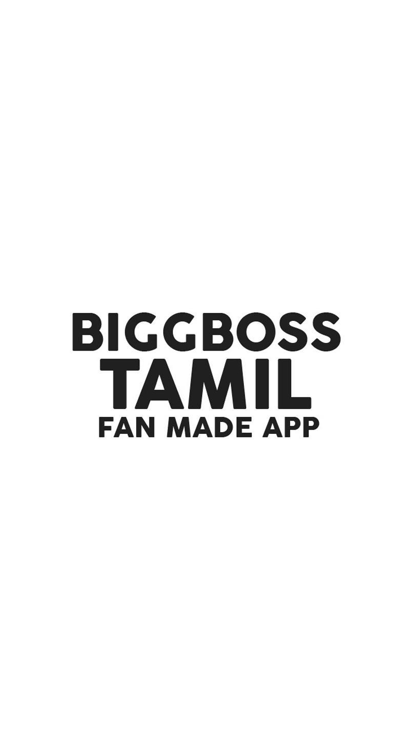 Bigg Boss Tamil Updates & Live for Android - APK Download