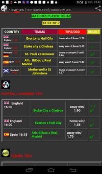 Bigwin Sports Betting Tips apk screenshot