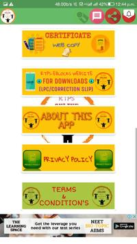 बिहार जाति,आवासीय,आय ऑनलाइन(RTPS बिहार) apk screenshot