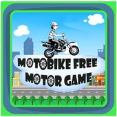MotoBike - Free Motor Game icon