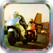 Ultimate bike racing 3D icon