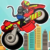 Biker Adventure Mice: Racing icon