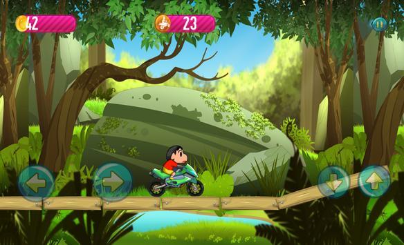 Shin Motorcycle Driver - Chan Bike Speed screenshot 4