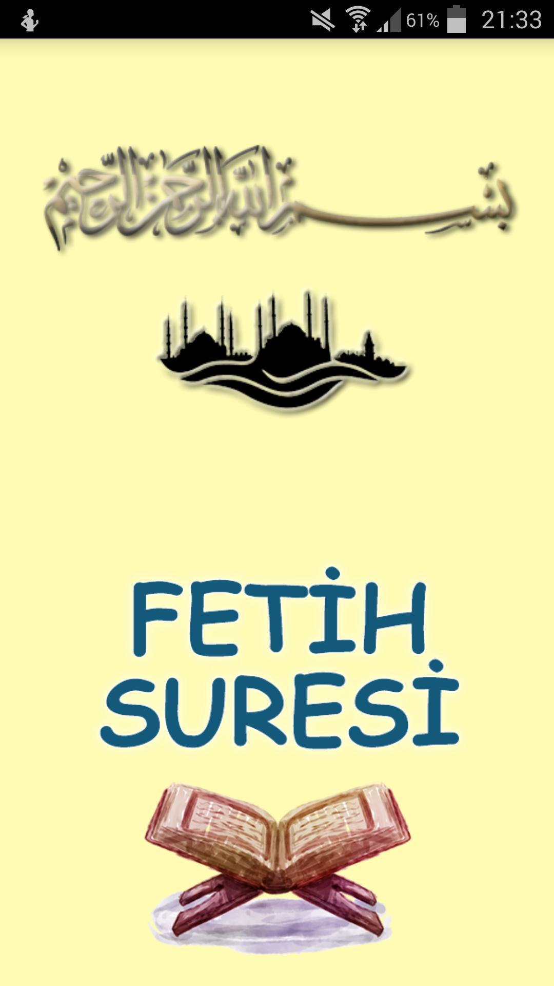 Fetih Suresi for Android - APK Download