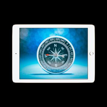 Super Navigation Compass poster