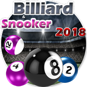 Billiard 8 ball pool and Snooker 2018 icon