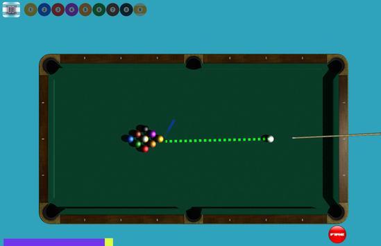 Billiards Snooker Pool Game 15 apk screenshot