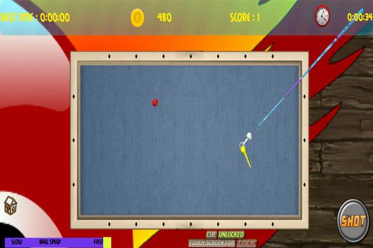 Carom - 3 Cushion Billiards Ball Championship screenshot 1