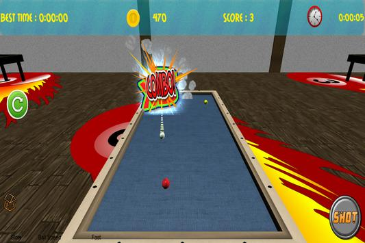 Carom - 3 Cushion Billiards Ball Championship screenshot 7