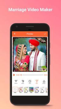 Marriage Video Maker apk screenshot