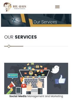 BIL QAIS IT screenshot 3