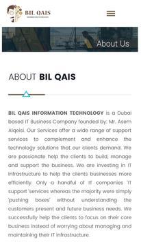 BIL QAIS IT screenshot 2