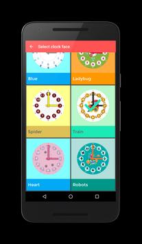 Kids Learning To Tell Time screenshot 5