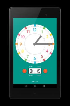 Kids Learning To Tell Time screenshot 8