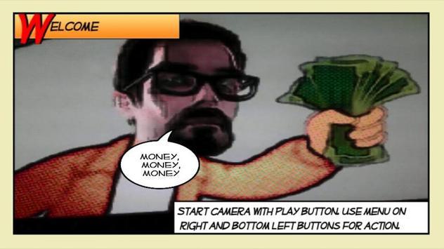 Comics Camera apk screenshot