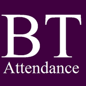 BT Attendance Mobile App icon