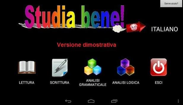 Studia bene! demo [Italiano] screenshot 2
