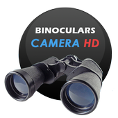 Binoculars Camera HD icon