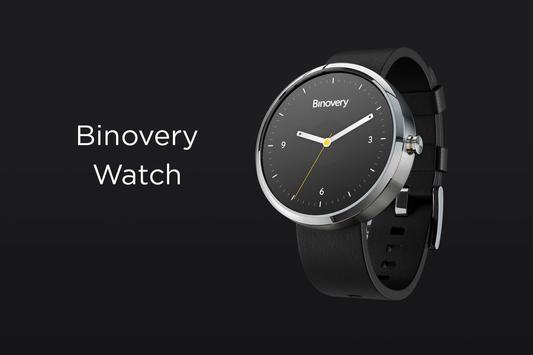 Binovery Watch poster