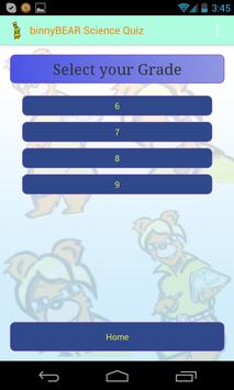 binny Bear Science Quiz(free) screenshot 2
