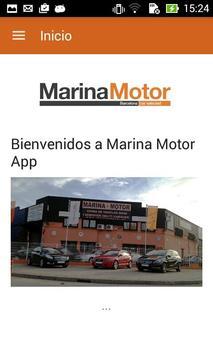 MarinaMotor apk screenshot