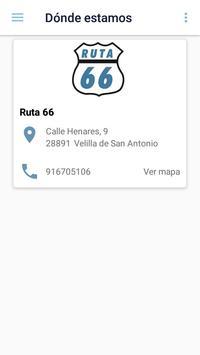 Ruta 66 screenshot 4