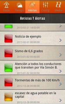 SINAPROC Panama APP screenshot 1