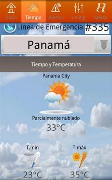SINAPROC Panama APP screenshot 2