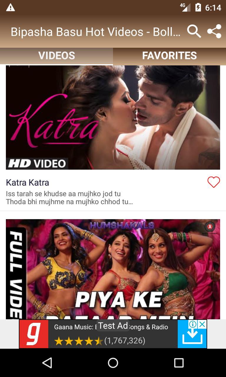 Bipasha Hot Video bipasha basu hot videos - bollywood video songs for android