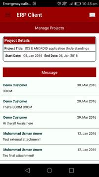 NSOL ERP CUSTOMER apk screenshot