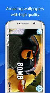 HD Wallpaper for birds screenshot 15