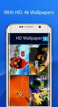 HD Wallpaper for birds screenshot 19