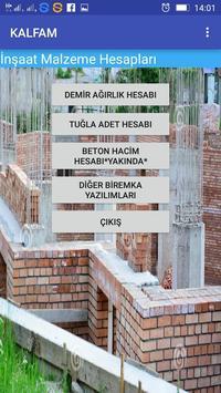 Kalfam (İnşaat) poster