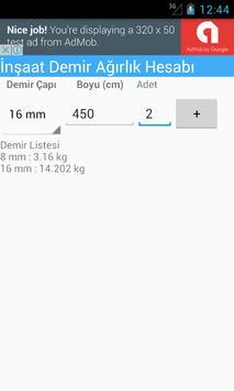 Kalfam (İnşaat) apk screenshot