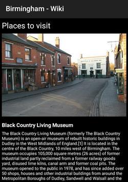 Birmingham - Wiki screenshot 1