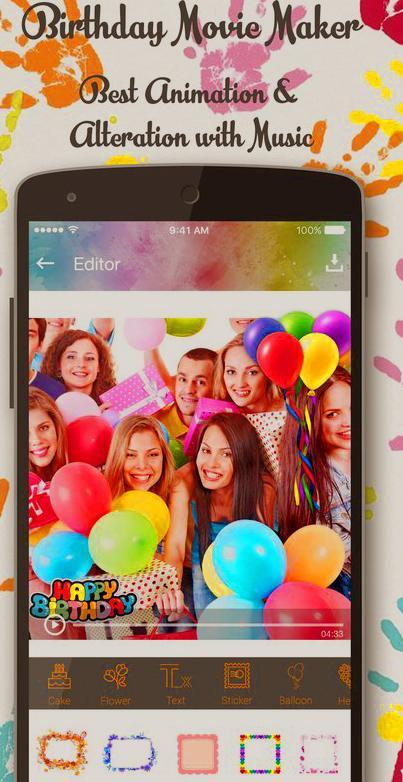 Happy Birthday Video Maker 2018 For Android Apk Download
