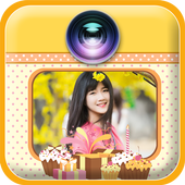 BIRTHDAY PHOTO FRAMES icon