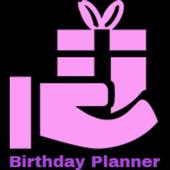 Birthday Planner for Kids icon