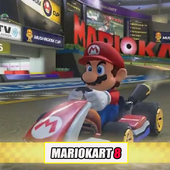 Trick Mario Kart 8 icon