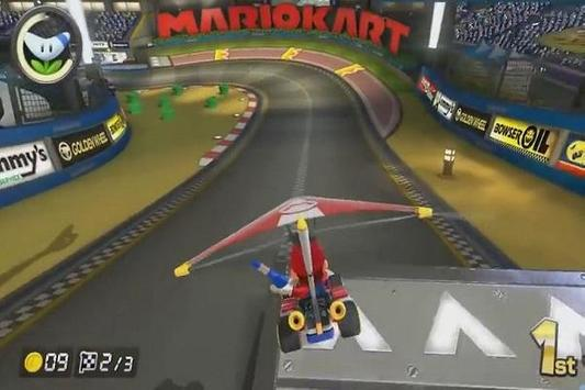 Trick Mario Kart 8 screenshot 1
