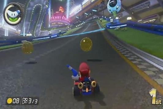 Trick Mario Kart 8 screenshot 8