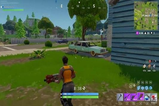 New Fortnite Battle Royale For Trick screenshot 5
