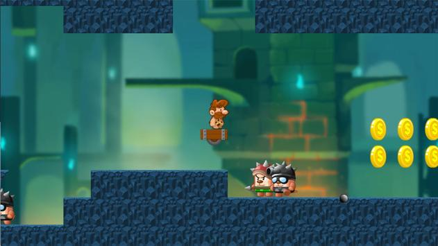 Super BiSon Jungle Adventure apk screenshot