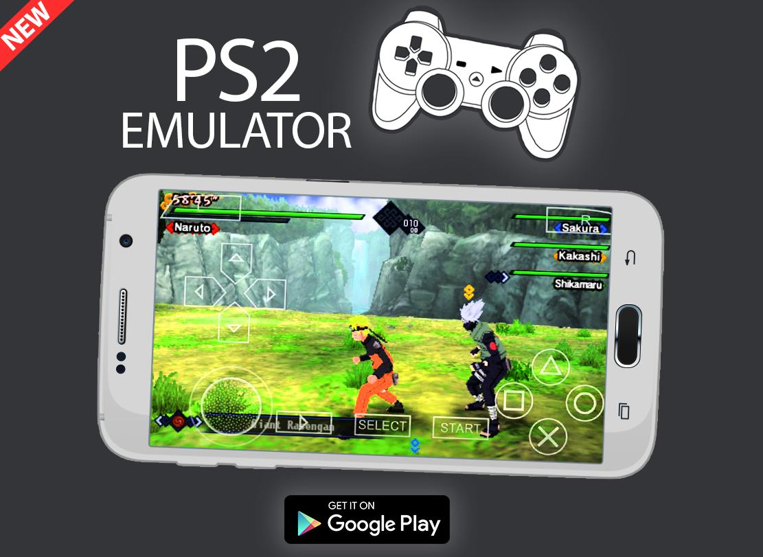 New PS2 Emulator for Android - APK Download