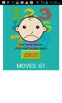 simple  3x3 puzzle game bj100m apk screenshot