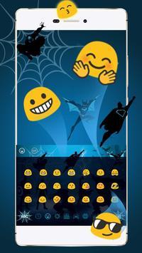 Shadow Heroes Keyboard Theme apk screenshot