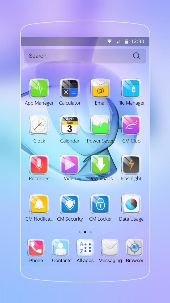 Theme for Nova Huawei for Android - APK Download
