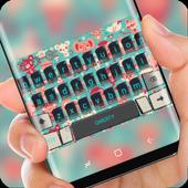 Cute Animal Art Wallpaper Keyboard Theme icon