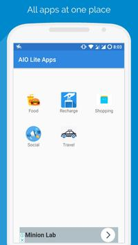All in One Lite App poster