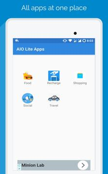 All in One Lite App screenshot 2
